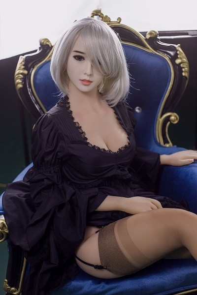Reina 170CM 5FT6 Captivating Hokkaido White Short Hair Real Doll