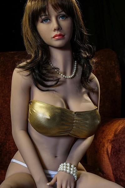 Becky 158CM 5FT2 Alexis Texas Green Shirt Pornstar Sex Doll