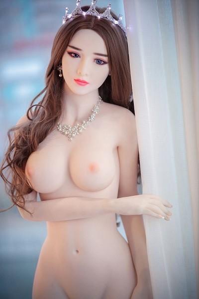 Jessie 170CM 5FT6 Elegant Princess Most Lifelike Sex Doll
