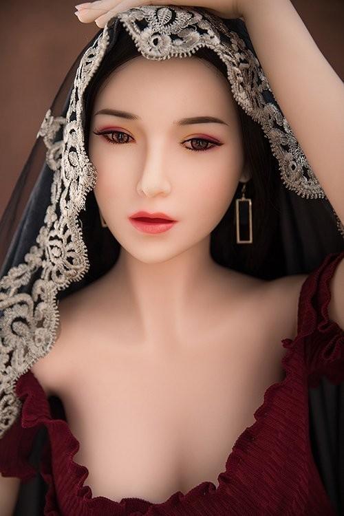Irene 160CM 5FT2 Lovely Flat Cheated Japanese Sex Dolls