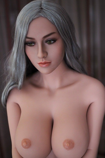 Venus 168CM 5FT5 Sexy Silver Hair Beauty Premium Sex Doll