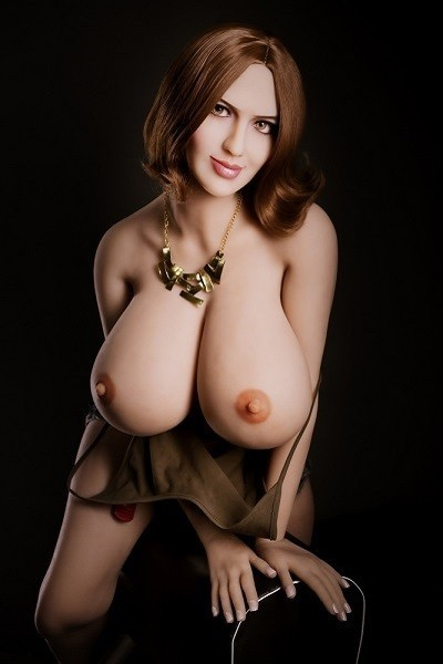 Karen 170CM 5FT6 Huge Chest Brunette Real Love Doll