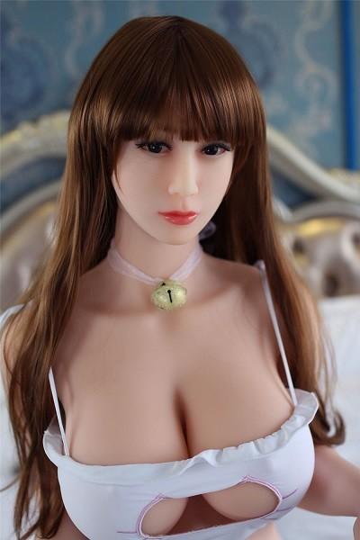 Mika 161CM 5FT3 White Sexy Underwear Japanese Erotic Dolls