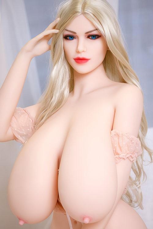Vashti 158CM 5FT2 Bright Eyes Huge Boobs  Realistic Sex Dolls