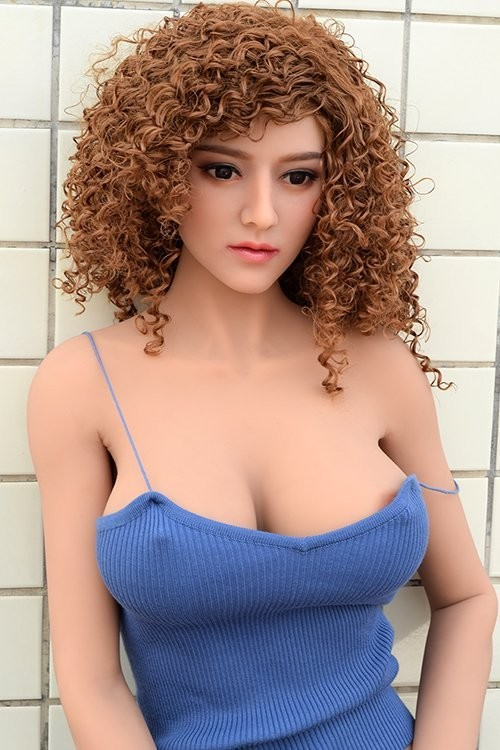 Liya 165CM 5FT4 Blonde Charming TPE Sex Doll