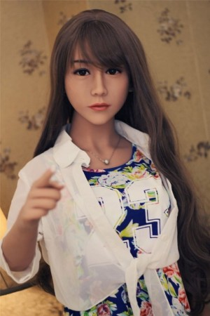 Jacqueline 152CM 5FT Cute Japanese Sino Silicone Sex Doll