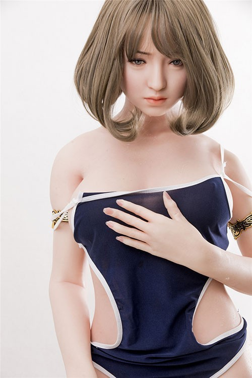 Elizabeth 160CM 5FT2 Short Hair RZR Silicone Love Doll