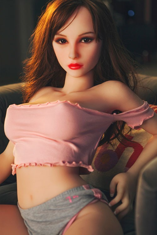 Elina 145CM 4FT8  Healthy Sport Girl Realistic Sex Doll