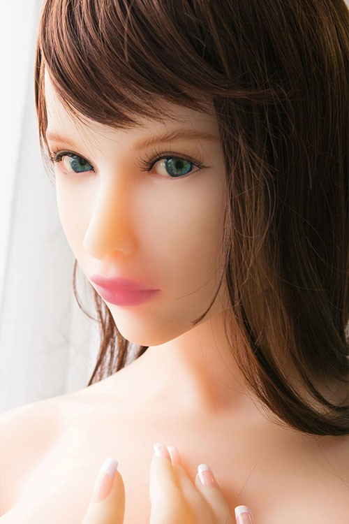 Bblythe 165CM 5FT4 Blue Eyes Big Breast Real  Sex Dolls